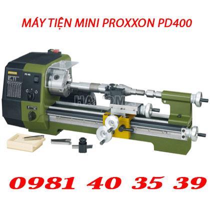 Máy tiện PROXXON PD400