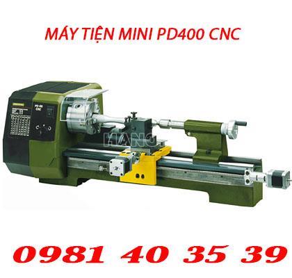 Máy tiện PROXXON PD400 CNC