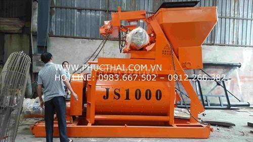 Máy trộn bê tông TQ JS1000