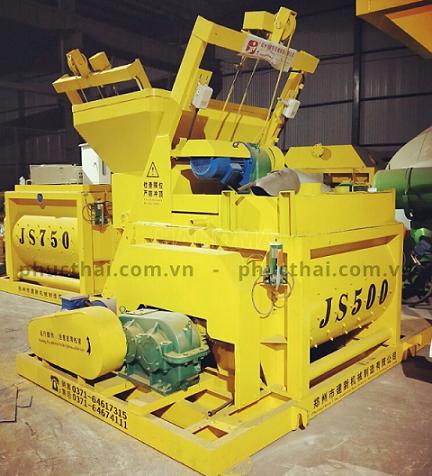 Máy trộn bê tông TQ JS500