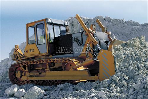 Máy ủi CTZ B12.6020 công suất 215 mã lực