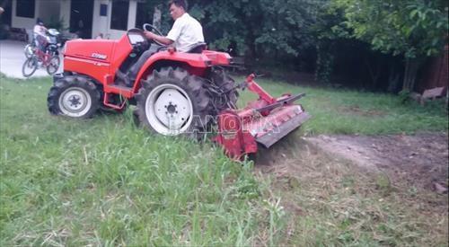 Máy xạc cỏ VN