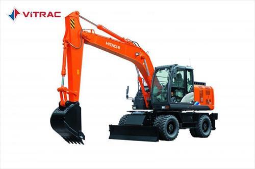 Máy xúc đào bánh lốp 2020 HITACHI ZW170-5A