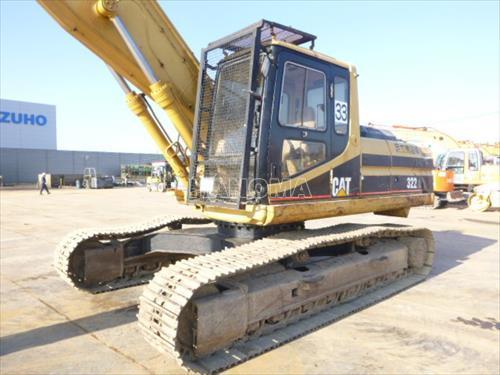 Máy xúc đào bánh xích CAT 322