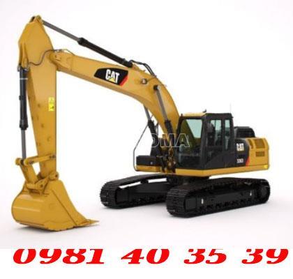 Máy xúc đào bánh xích CAT 326D2