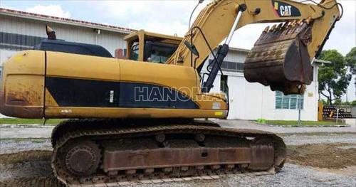 Máy xúc đào bánh xích CAT 336D 2009 PRF00535