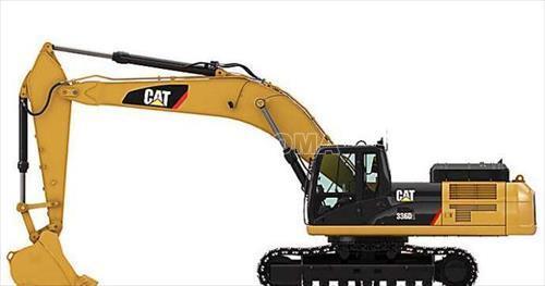 Máy xúc đào bánh xích CAT 336D2D2 L