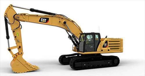Máy xúc đào bánh xích CAT 345 GC