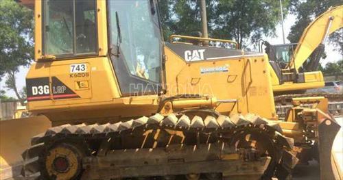 Máy xúc đào bánh xích CAT D3G 2006 CXT00635