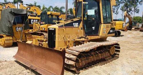 Máy xúc đào bánh xích CAT D3G 2007 CXT00814