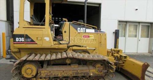 Máy xúc đào bánh xích CAT D3G 2006  CXT00670