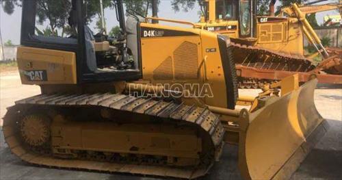 Máy xúc đào bánh xích CAT D4K 2008 RRR00320
