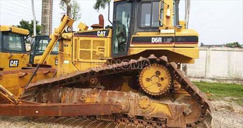 Máy xúc đào bánh xích CAT D6R 2008  LGP00441