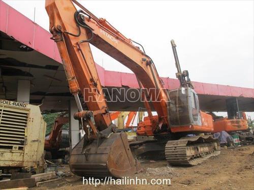 Máy xúc đào bánh xích 2000 HITACHI EX 330LC -5
