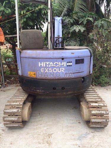 Máy xúc đào bánh xích HITACHI EX 50UR
