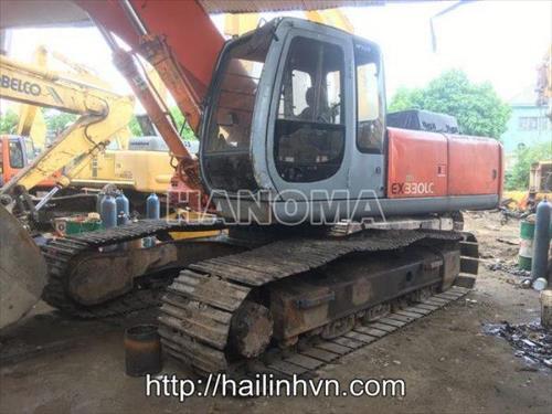 Máy xúc đào bánh xích HITACHI EX300LC -5