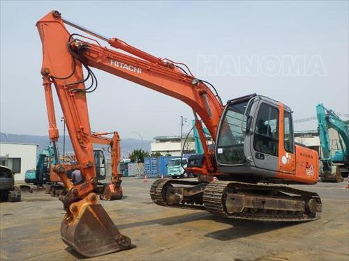 Máy xúc đào bánh xích 2005 HITACHI ZX120 68543