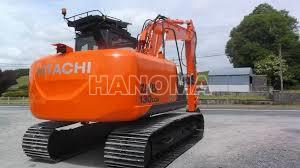 Máy xúc đào bánh xích HITACHI ZX130LCN 2006