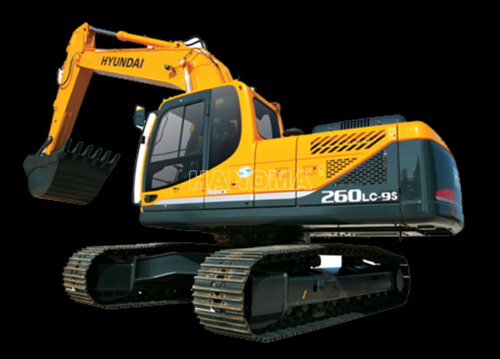 Máy xúc đào bánh xích HYUNDAI ROBEX 260 LC-9A 2018
