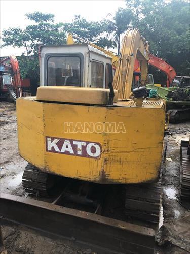 Máy xúc đào bánh xích KATO HD250VII