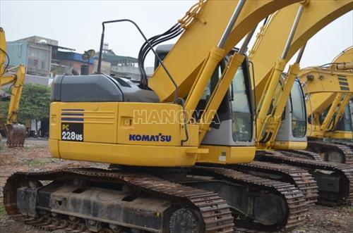 Máy xúc đào bánh xích KOMATSU PC228US-3NO 31268