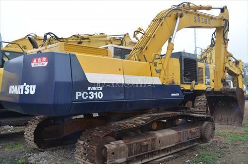 Máy xúc đào bánh xích KOMATSU PC310-5 11148