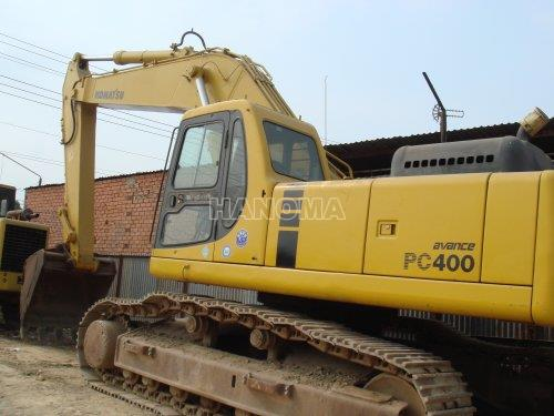Máy xúc đào bánh xích KOMATSU PC400-6 1997