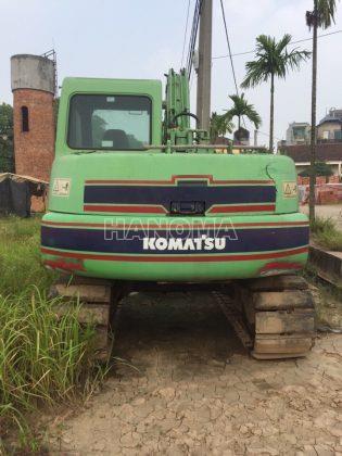 Máy xúc đào bánh xích KOMATSU PC60- 7