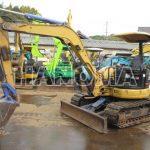 Máy xúc đào Mini CAT MM40CR E1H00126