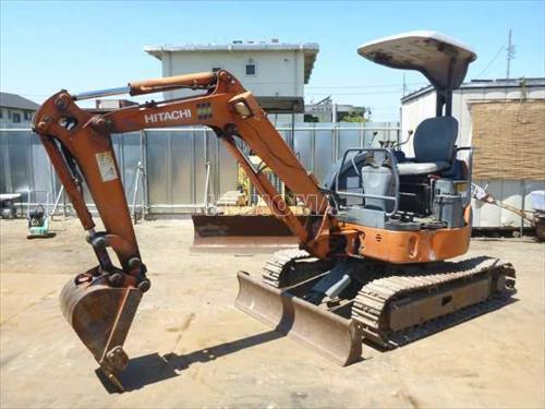Máy xúc đào Mini HITACHI EX20U-3  0327