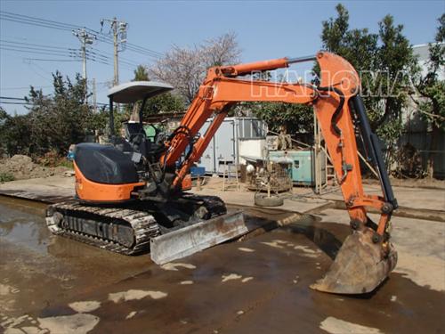 Máy xúc đào Mini 2007 HITACHI ZX40U-2