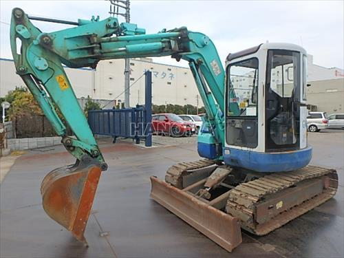 Máy xúc đào Mini IHI 50Z BN000590 0.2m3