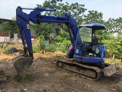 Máy xúc đào Mini KOMATSU 50-2E