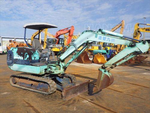 Máy xúc đào Mini KOMATSU PC30R-2 0078