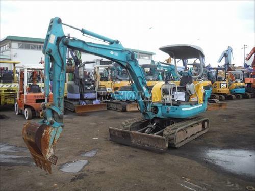 Máy xúc đào Mini KUBOTA K035-3 3088