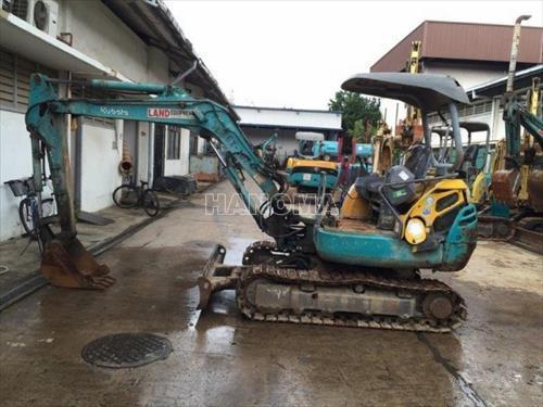 Máy xúc đào Mini KUBOTA K035