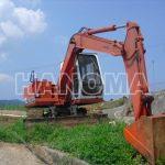 Máy xúc đào Mini KUBOTA KH60-1