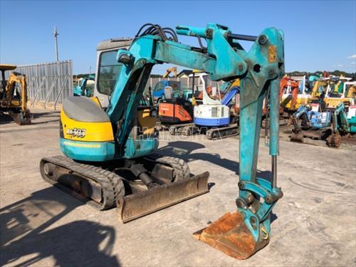 Máy xúc đào Mini KUBOTA RX303 10683