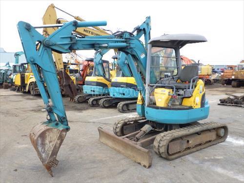 Máy xúc đào Mini KUBOTA RX403 10085