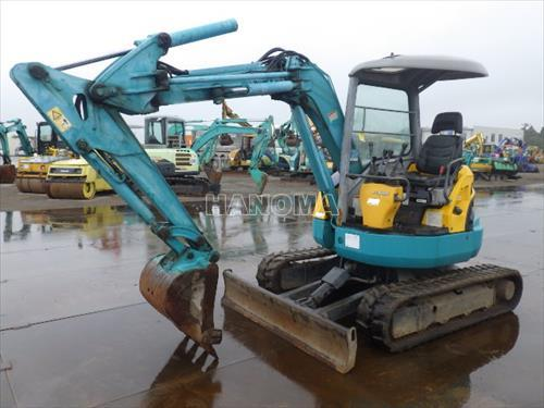 Máy xúc đào Mini KUBOTA RX403S 60331