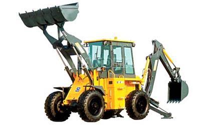 Máy xúc đào Mini XCMG XT860