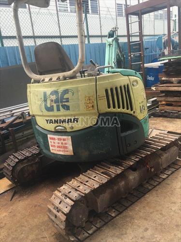 Máy xúc đào Mini YANMAR VIO 30-3 2004