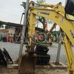 Máy xúc đào Mini YANMAR VIO 55-5B SK 53147