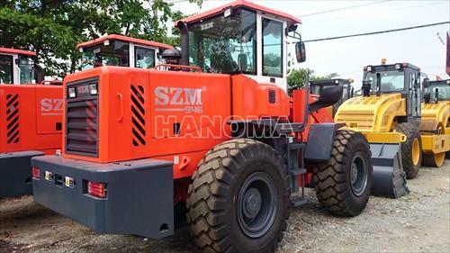 Máy xúc lật SZM 959