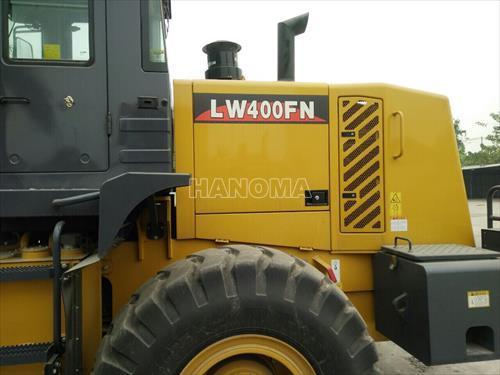 Máy xúc lật XCMG LW400FN