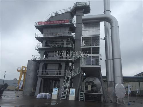 Trạm trộn bê tông nhựa nóng NIKKO 60 - 320 TẤN