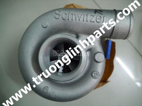 Turbo Tăng Áp 6222-81-8181 Động cơ Máy Xúc Lật Komatsu WA350-3