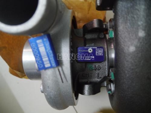 Turbo tăng áp Tuabin - Phụ tùng máy xúc lật komatsu