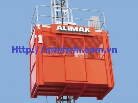 Vận thăng ALIMAK GLOBAL SC65/35  FC II