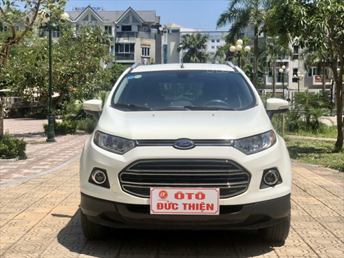 Xe 5 chỗ 2017 FORD Ecosport